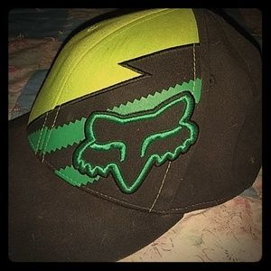 Fox racing limited edition fitted hat